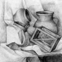 1. Юнити Академия - Академично рисуване Графика