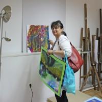 7. Юнити Академия - Академично рисуване Живопис