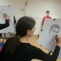 8. Юнити Академия - Академично рисуване Графика