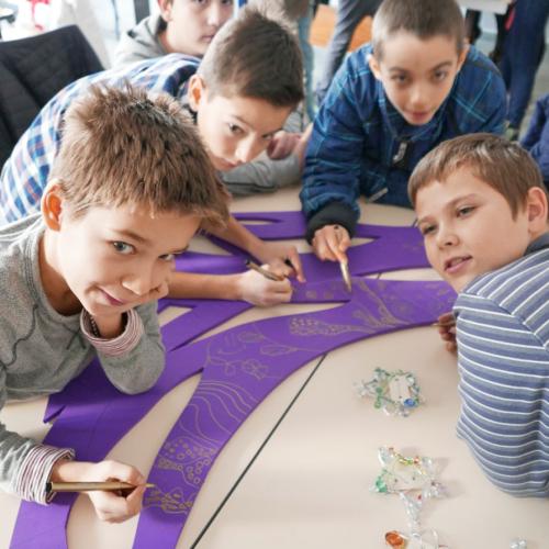 Тиймбилдинг в класната стая - Юнити Академия