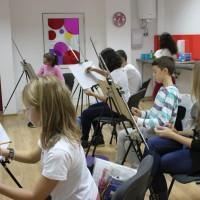 2. Юнити Академия - Подготовка рисуване кандидат гимназисти
