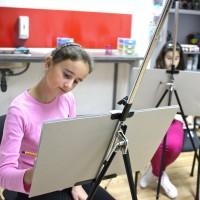 3. Юнити Академия - Подготовка рисуване кандидат гимназисти